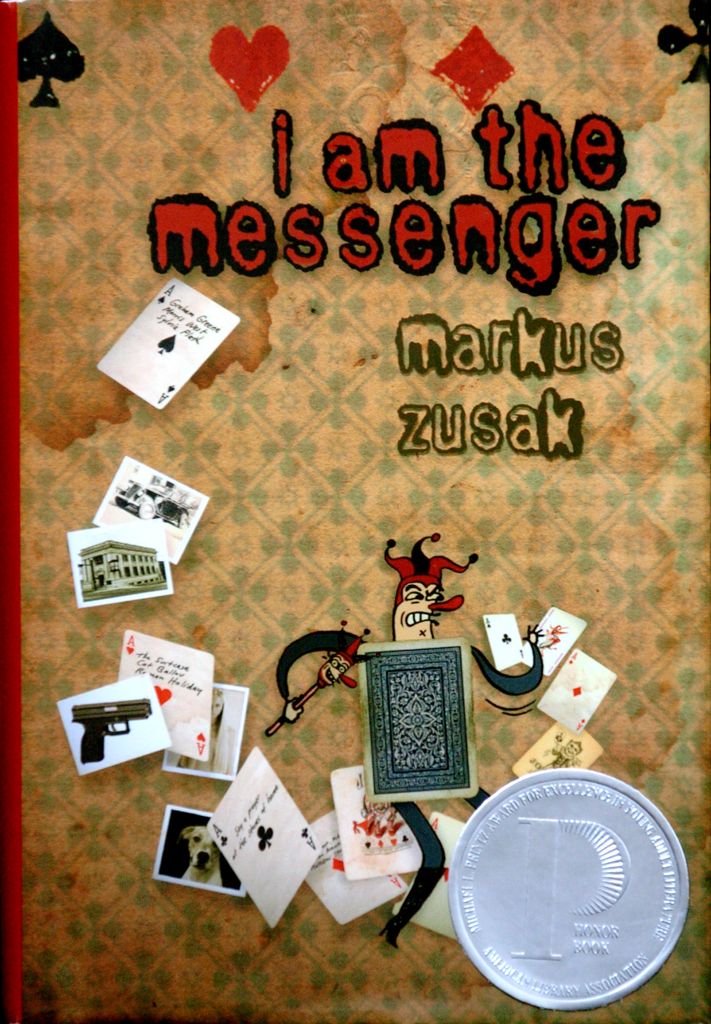 the messenger markus zusak Complete summary of markus zusak's i am the messenger enotes plot summaries cover all the significant action of i am the messenger.