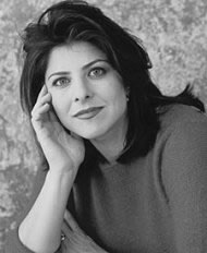 Naomi Wolf, feminist author and social critic.